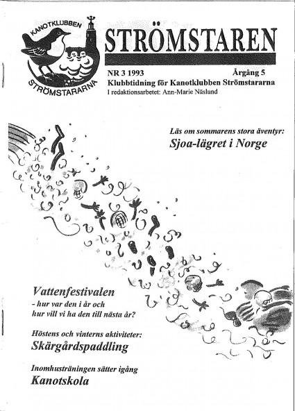 Strömstaren nr3 1993